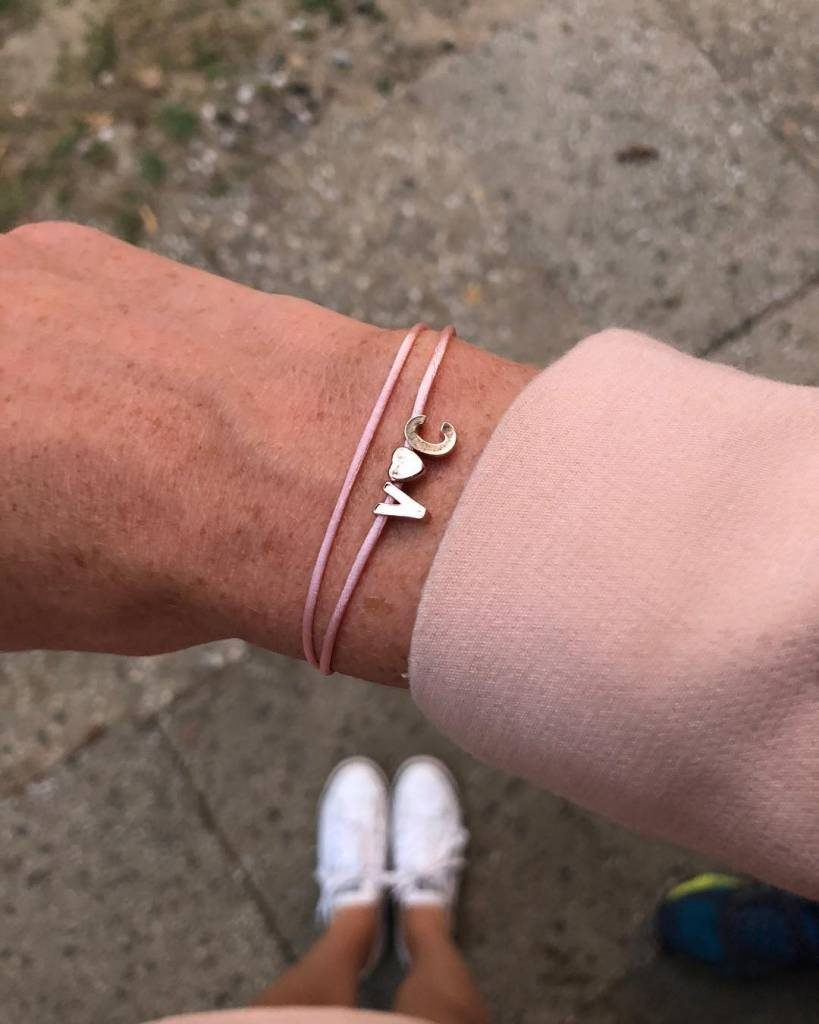 armbandje initialen