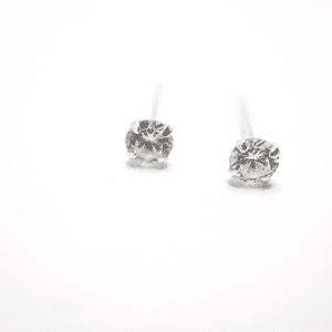 zirkonia zilver oorbellen