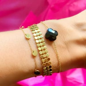 armband goud go dutch label
