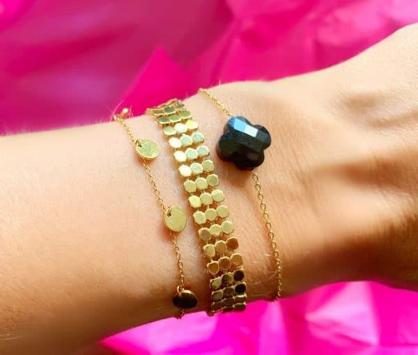 armband goud go dutch label