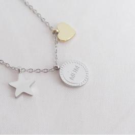 Armband  Love mum zilver – ZAG Bijoux