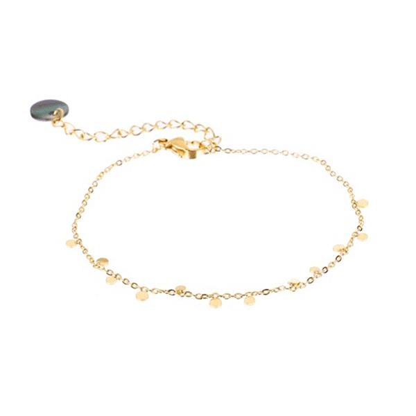armband-mini-coins-goud