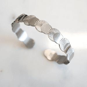armband zilver zag