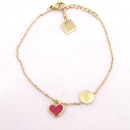Armband love goud – ZAG Bijoux