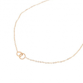 Ketting cartier goud – Go Dutch Label