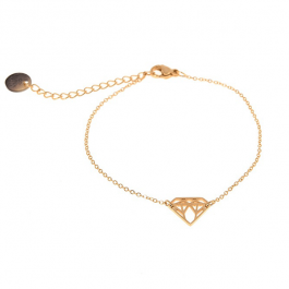 Armband diamant goud – Go Dutch Label