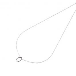 Kettingen druppel zilver – Go Dutch Label