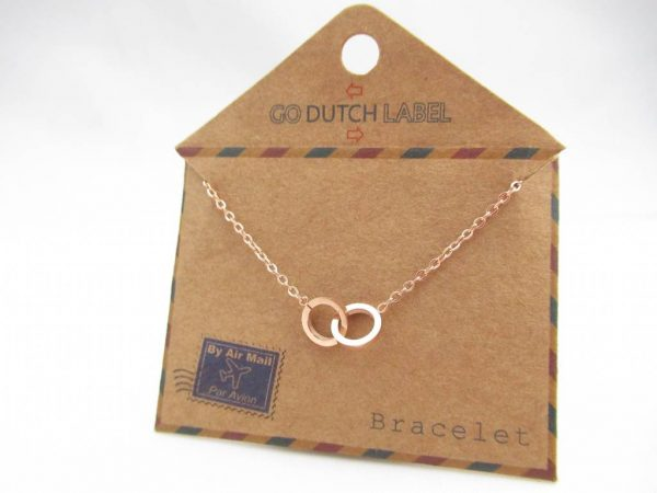 Made by Mila | Armbanden cartier rose goud - Go Dutch Label 3
