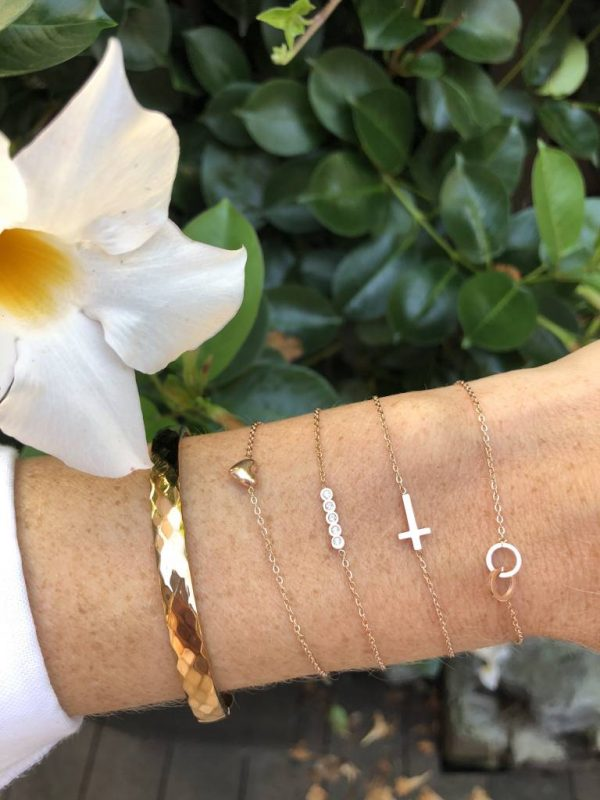 Made by Mila | Armbanden cartier rose goud - Go Dutch Label 1