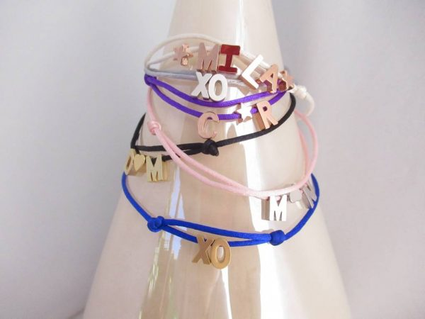 Made by Mila | Armband met initialen- Custom Made by Mila 6