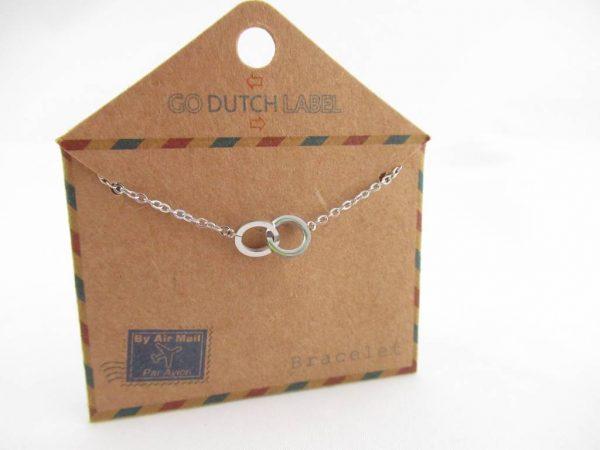 Made by Mila | Armbanden cartier zilver - Go Dutch Label 2