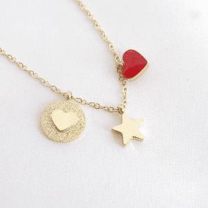 ketting-love-rood-hartje-ZAG-Bijoux