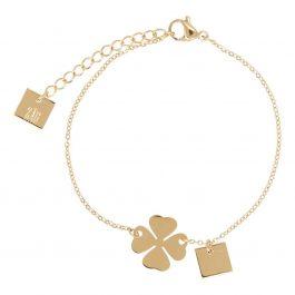 Armband klavertje vier goud – ZAG Bijoux