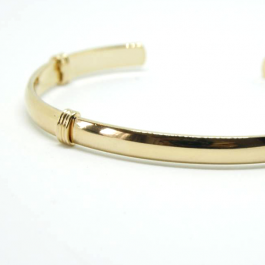 Armbanden slavenarmband rose goud – Go Dutch Label