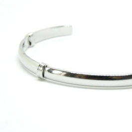 Slavenarmband zilver – Go Dutch Label