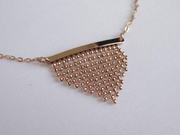 Made by Mila | Armband bohemian rose goud - ZAG Bijoux 2