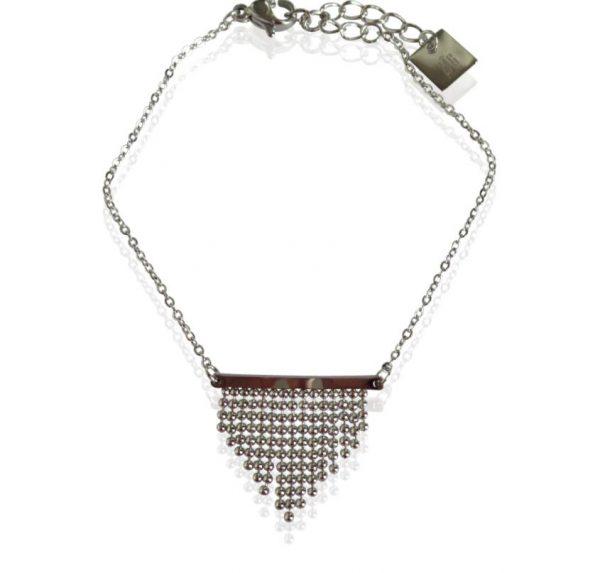 Made by Mila | Armband bohemian zilver - ZAG Bijoux 1