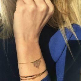 Armband bohemian goud – ZAG Bijoux