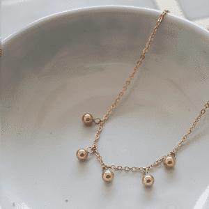 enkelbandje zag bijoux