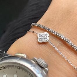 Armband zilver kleine schakel- ZAG Bijoux