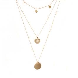 Kettting 3 layers goud – ZAG Bijoux