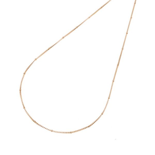 Ketting goud go dutch label