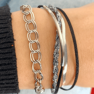 armband zilver go dutch label