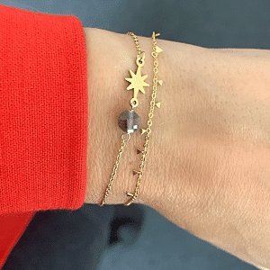 armband go dutch label goud