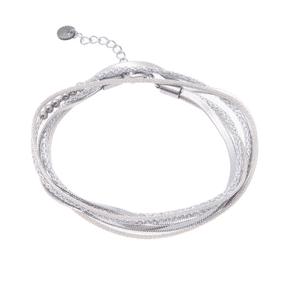 armband zilver go dutch label