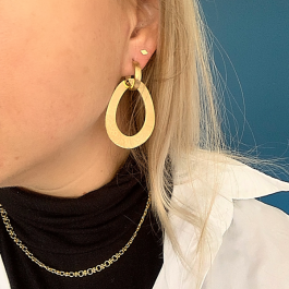 Oorbellen hoops & rings – Go Dutch Label