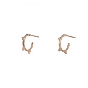 oorbellen ringen rose goud