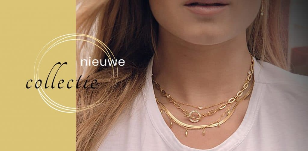 nieuwe collectie banner made by mila