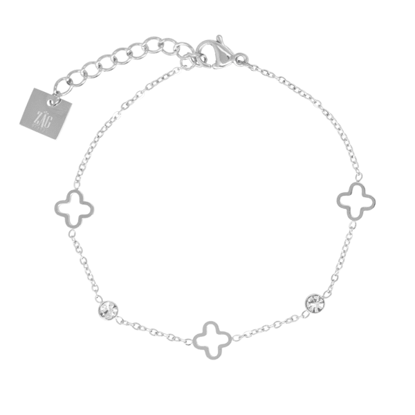 Zag-armband-zilver-open-klaver