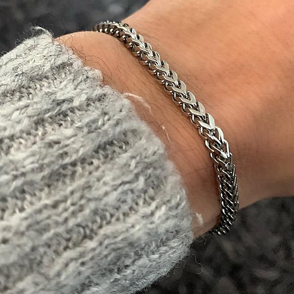 armband-zag-bijoux-zilver