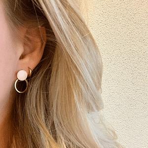 oorbel-ring-rose-goud-go-dutch-label
