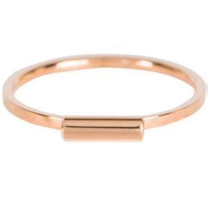 rosé tube ring Charmin's