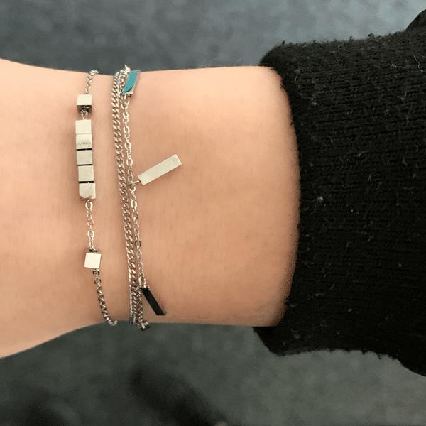 zilveren armbanden zag bijoux