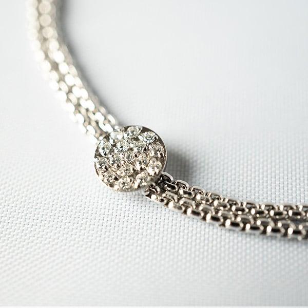 zilveren armband zag bijoux