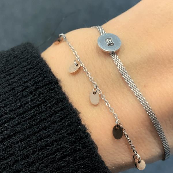 zilveren armbanden go dutch label