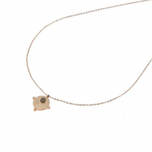 gouden ketting met hanger Go Dutch Label