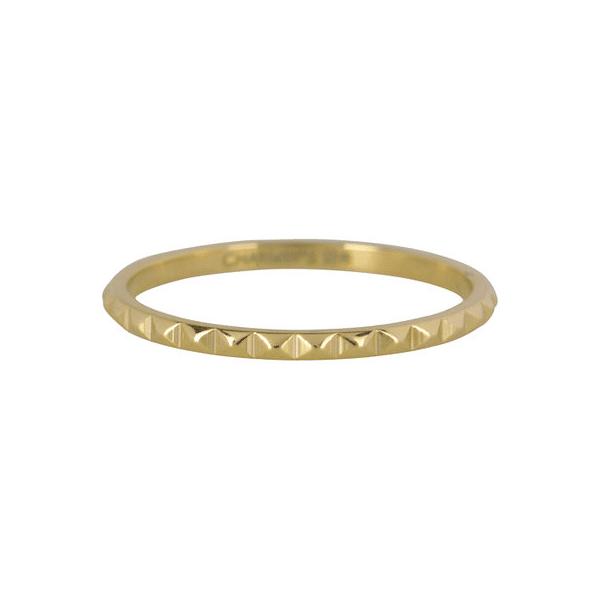gouden nefertiti ring Charmin's