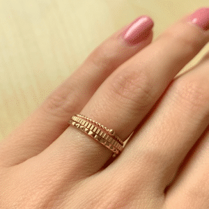gouden ring Charmin's