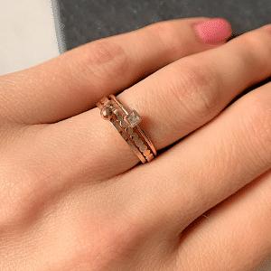 rosé ring Charmin's