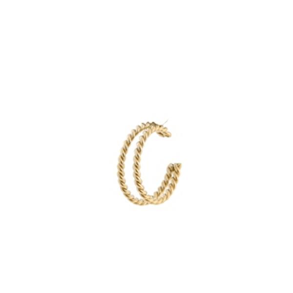 earcuff goud go dutch label