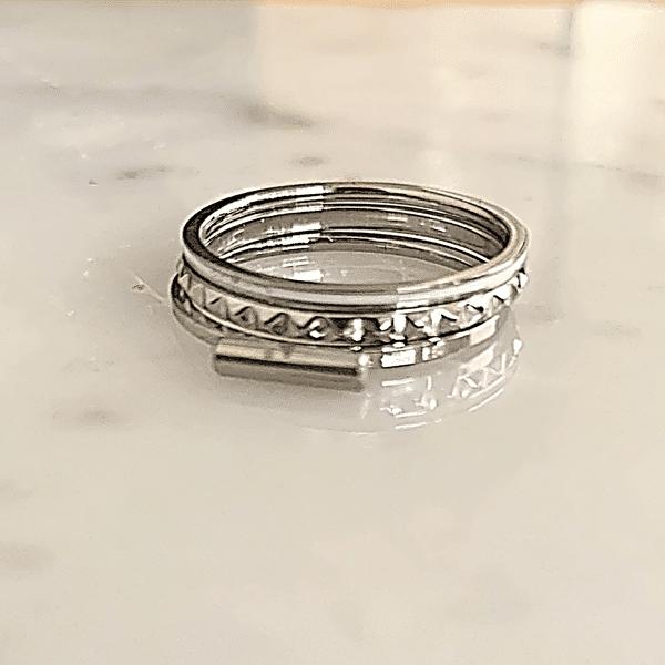 stapel ringen charmin's