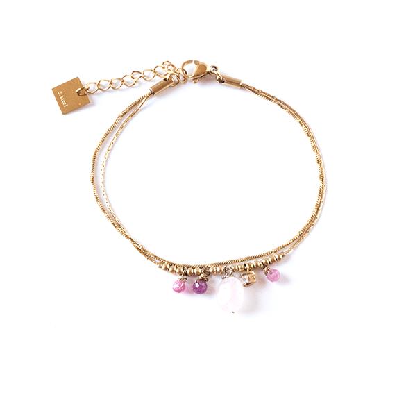 ZAG Bijoux armband goud