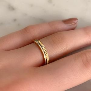 gouden ringen charmin's