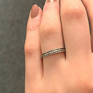zilveren ringen charmin's