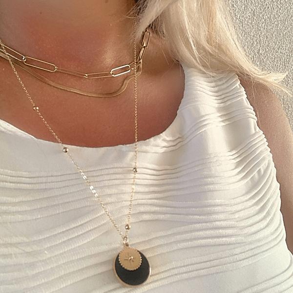 Made by Mila | Ketting schakels dubbel - ZAG Bijoux 3