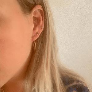 oorbellen go dutch label
